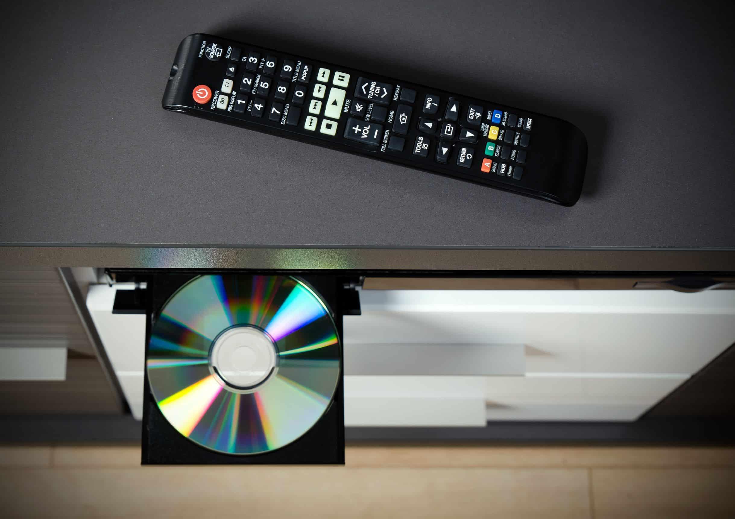 DVD-Player: Test & Empfehlungen (04/20)