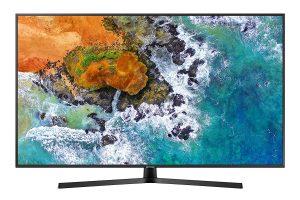 4k-Fernseher von Samsung