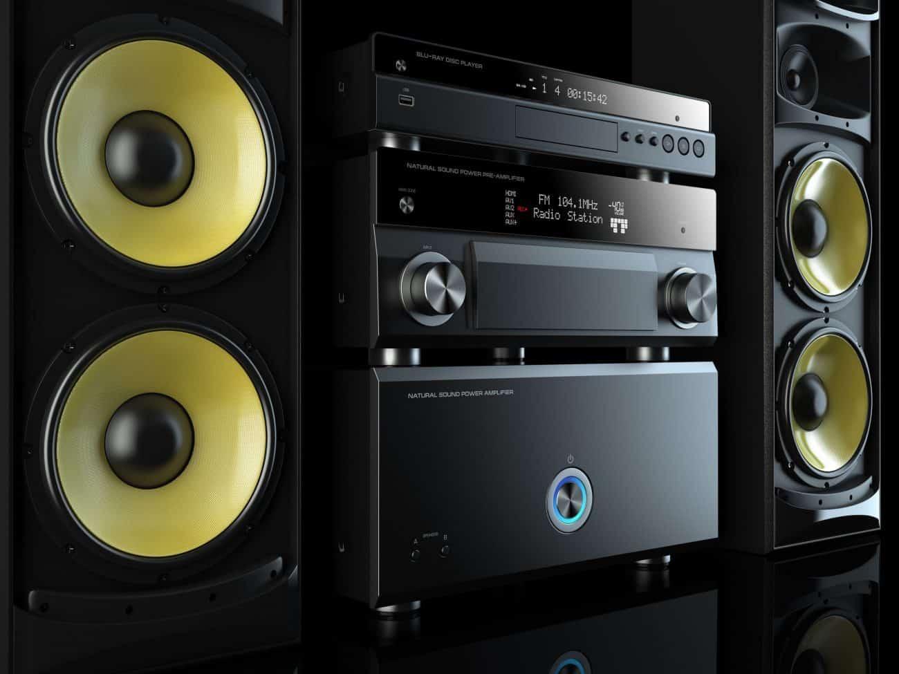 Stereoanlage: Test & Empfehlungen (10/10)  HEIMKINOHELD