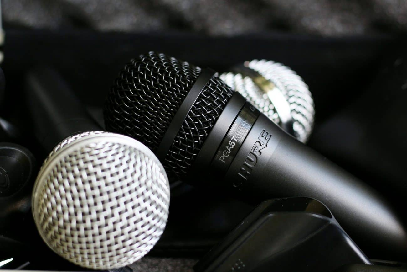 Mikrofone – Was können Kleinmembran- und Großmembran-Mikros?