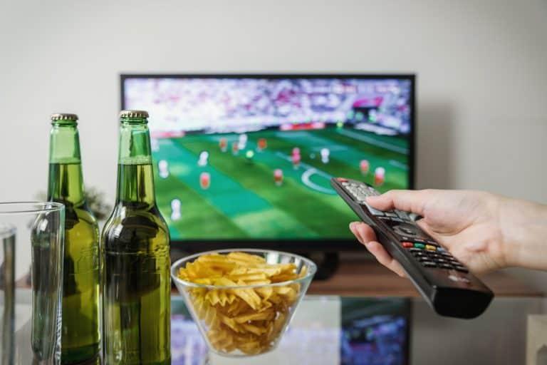 Fußßball im Fernsehen