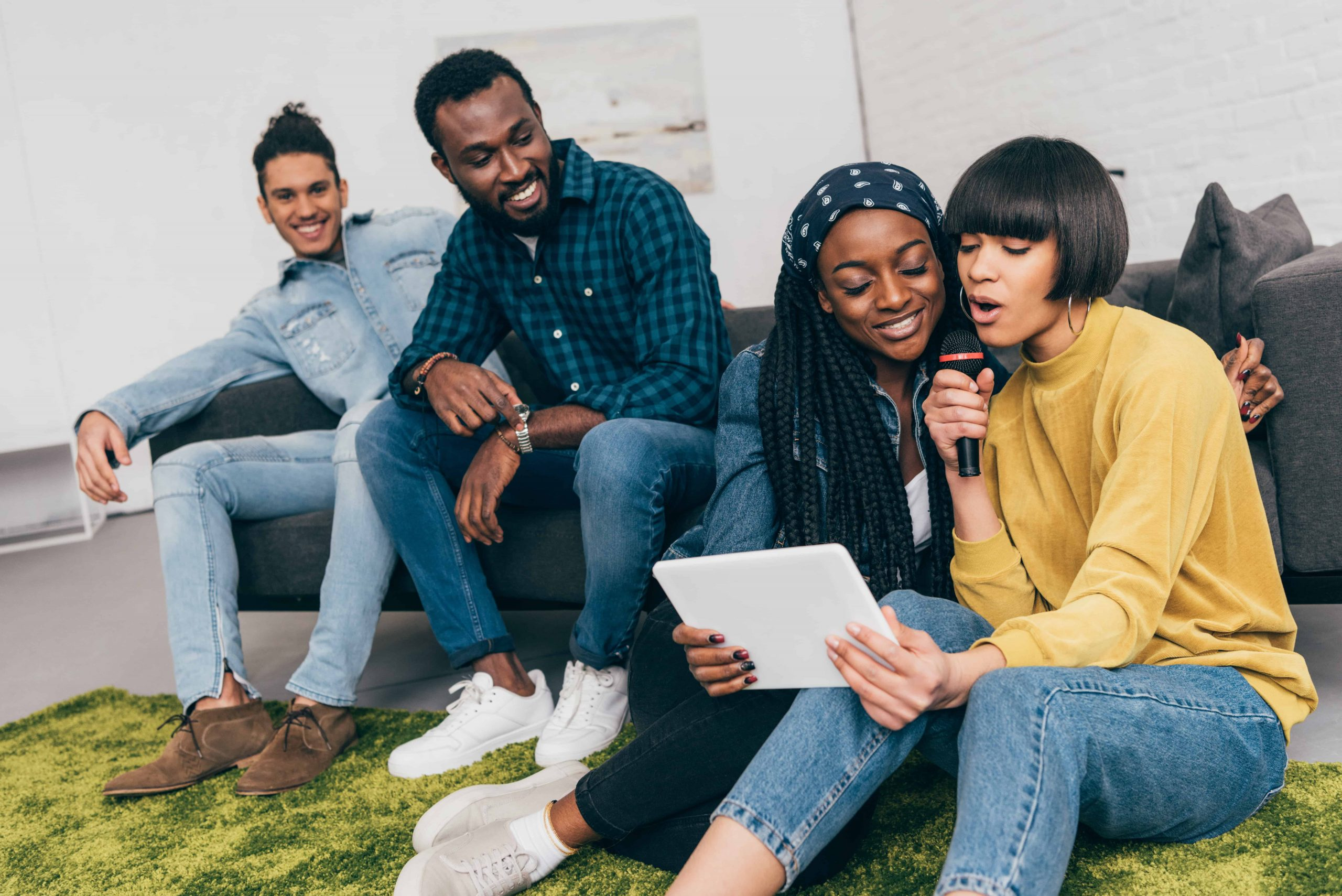 Karaoke Mikrofon: Test & Empfehlungen (09/21)