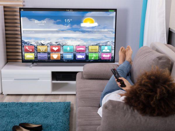 Smart TV 40 Zoll