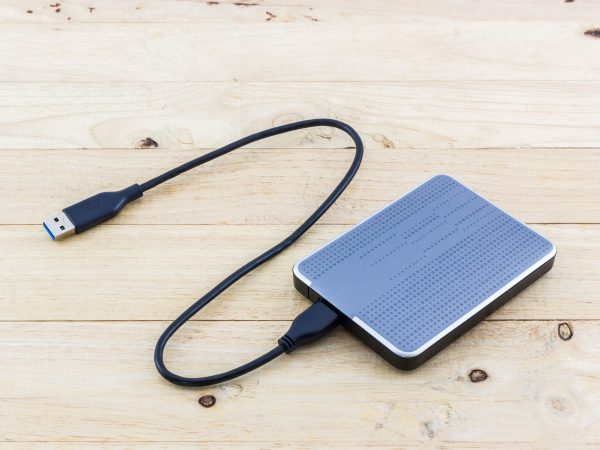 externe SSD Festplatte