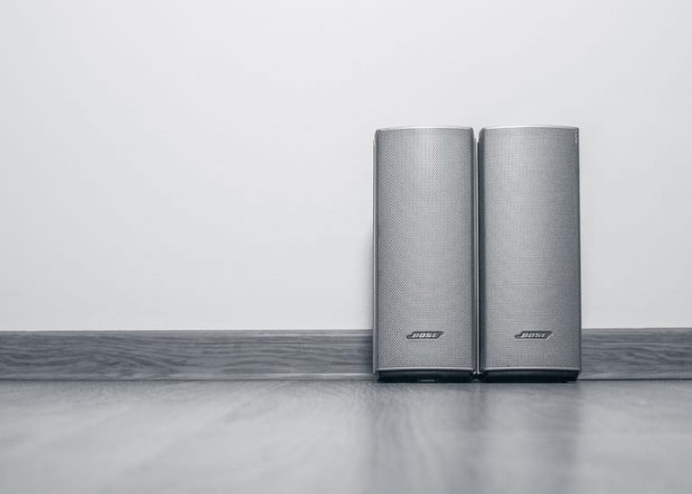 Bose Lautsprecher-1