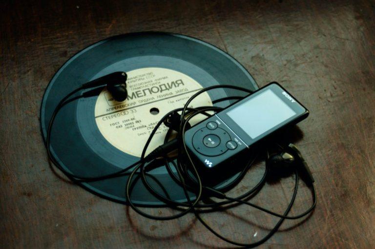 Sony MP3 Player-1