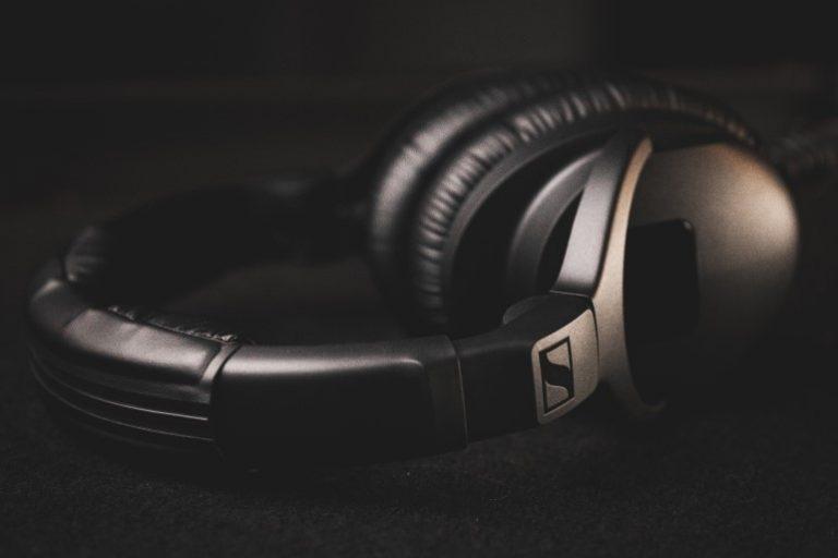 Sennheiser Kopfhörer-1