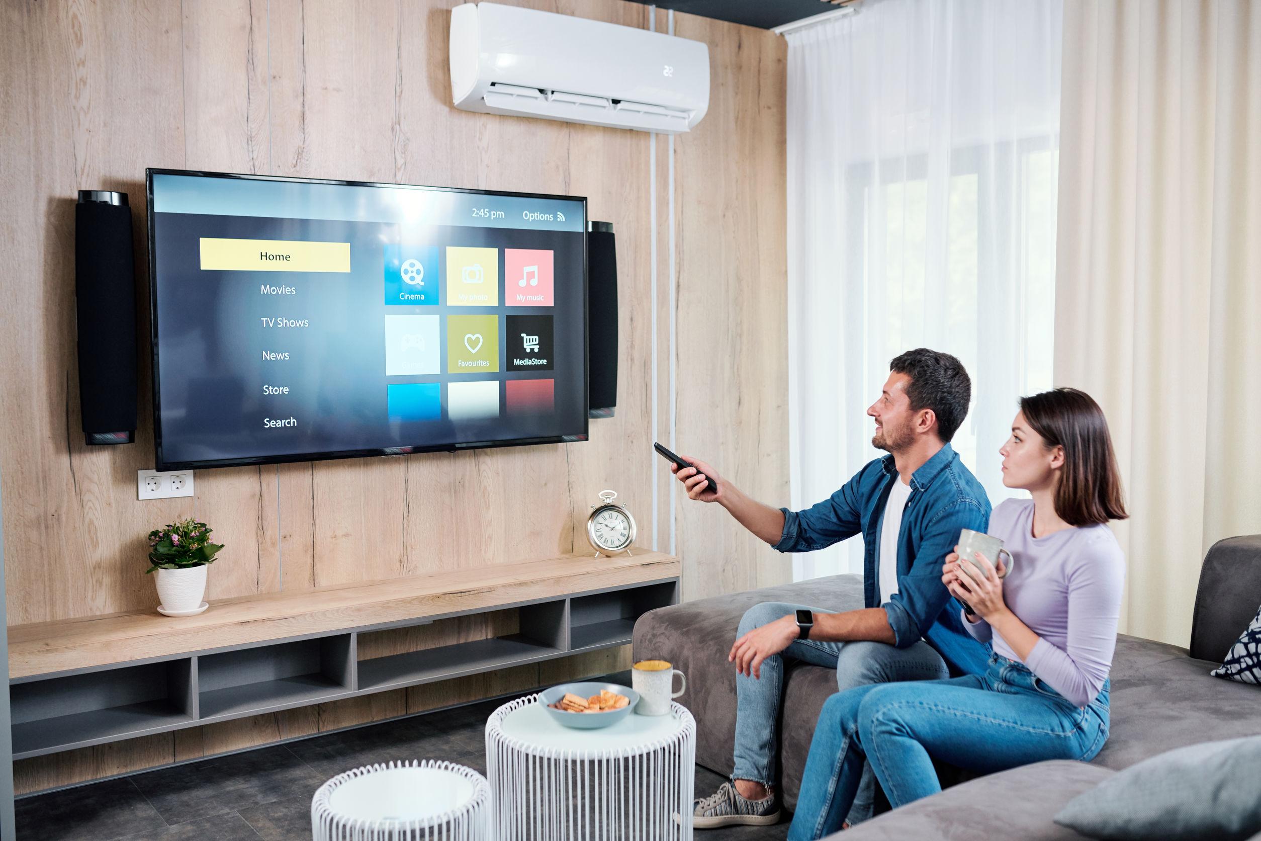 DVB T2 Fernseher