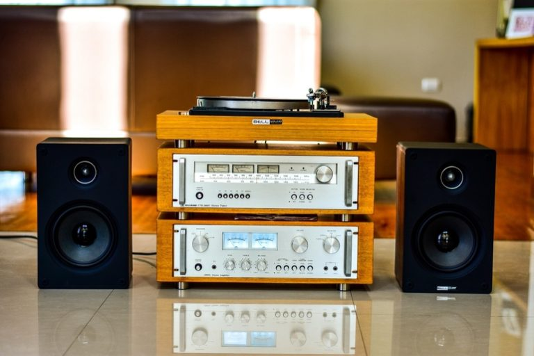 Micro Stereoanlage-1