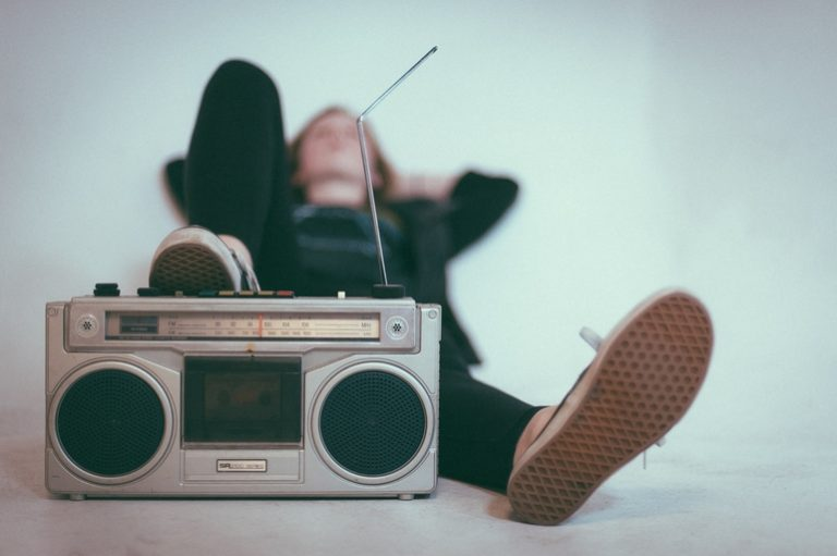 Radio CD Player-2