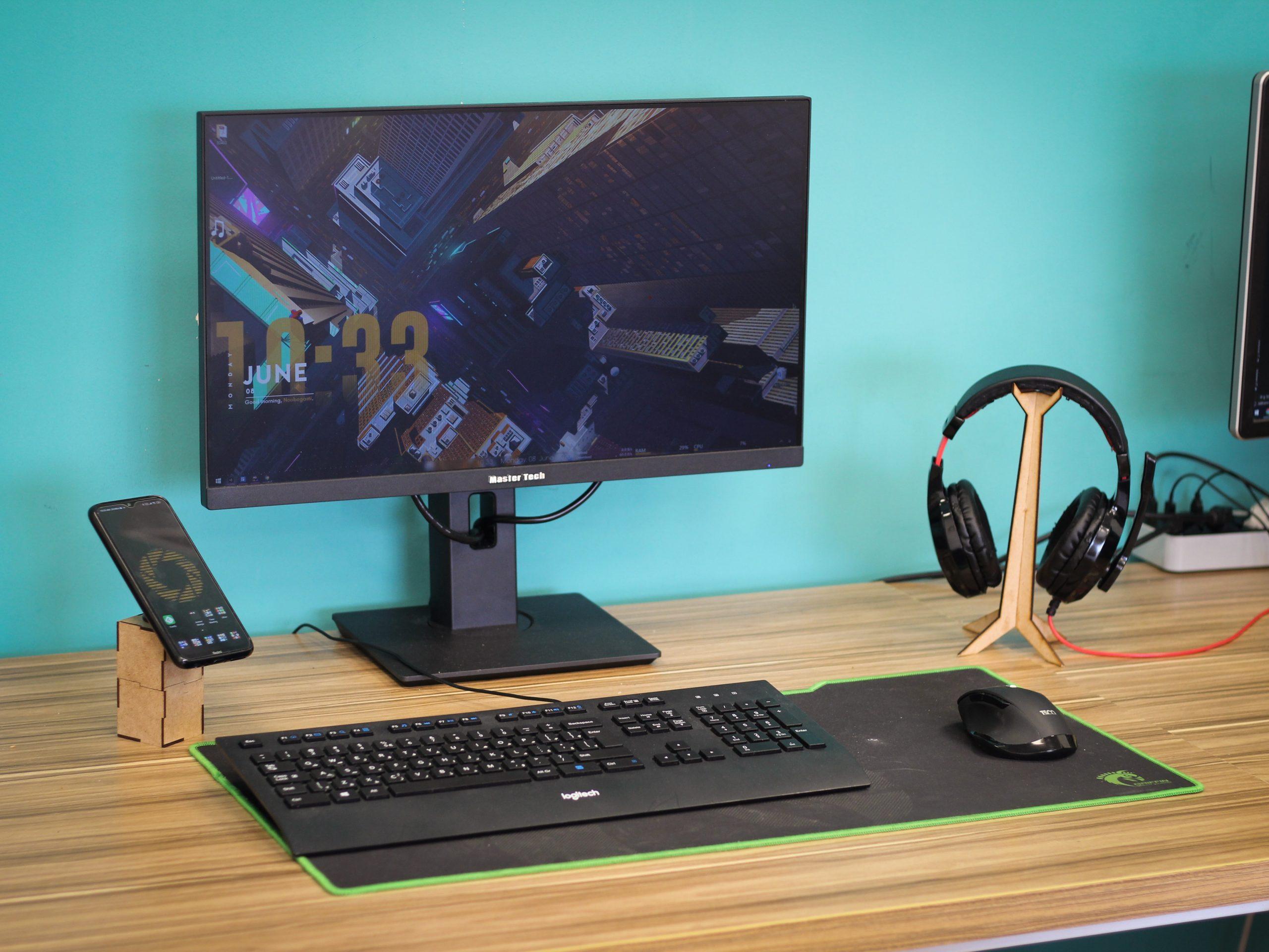 Gaming Monitor mit 144Hz