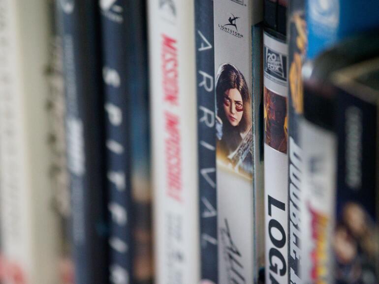 DVD Regal