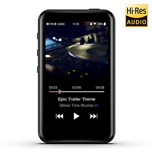 FiiO M6 portabler High Definition Audio und MP3 Player - 192 kHz/24 - Bluetooth LDAC, aptx HD, HWA - Tochscreen
