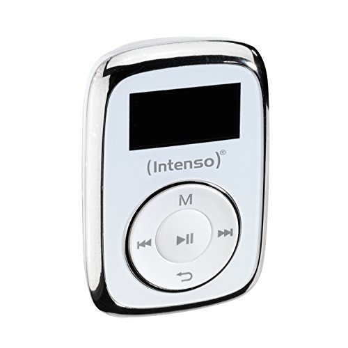 Intenso Music Mover MP3-Player 8 GB weiß