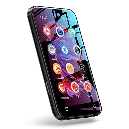 TIMMKOO MP3 Player mit Bluetooth, 4,0